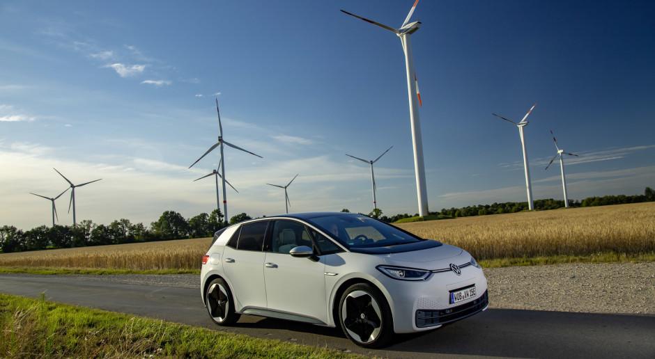 W cztery lata Volkswagen wyda 14 mld euro na dekarbonizację