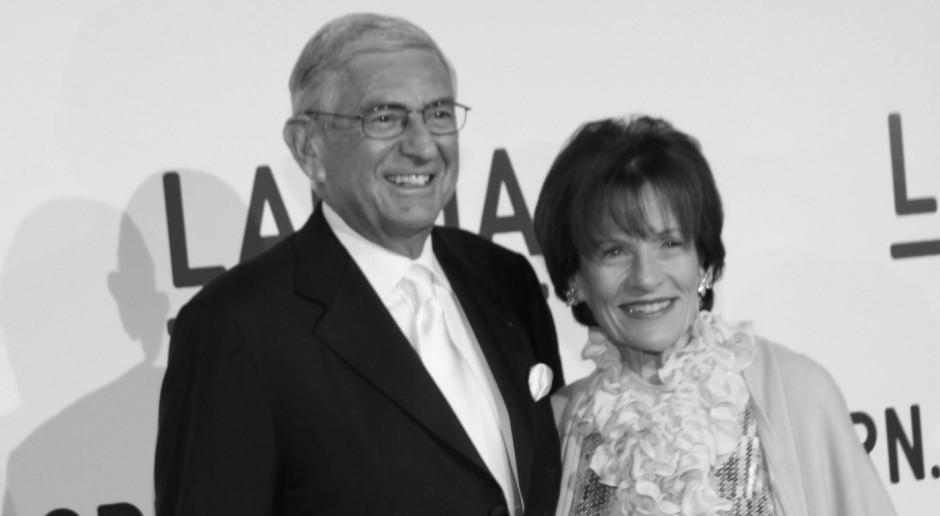 USA: Zmarł miliarder i filantrop Eli Broad