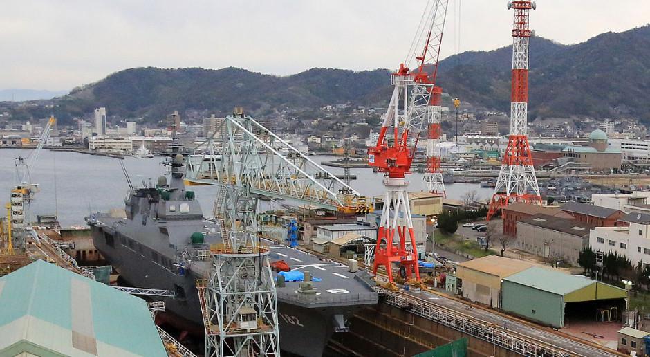 Fuzje w japońskim przemyśle stoczniowym