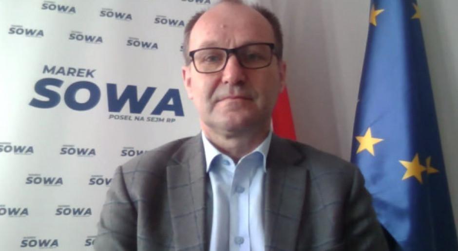 Marek Sowa: Za mało samorządu w KPO