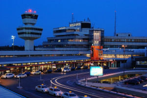 Zgasły już nawet światła - koniec wielkiego berlińskiego lotniska