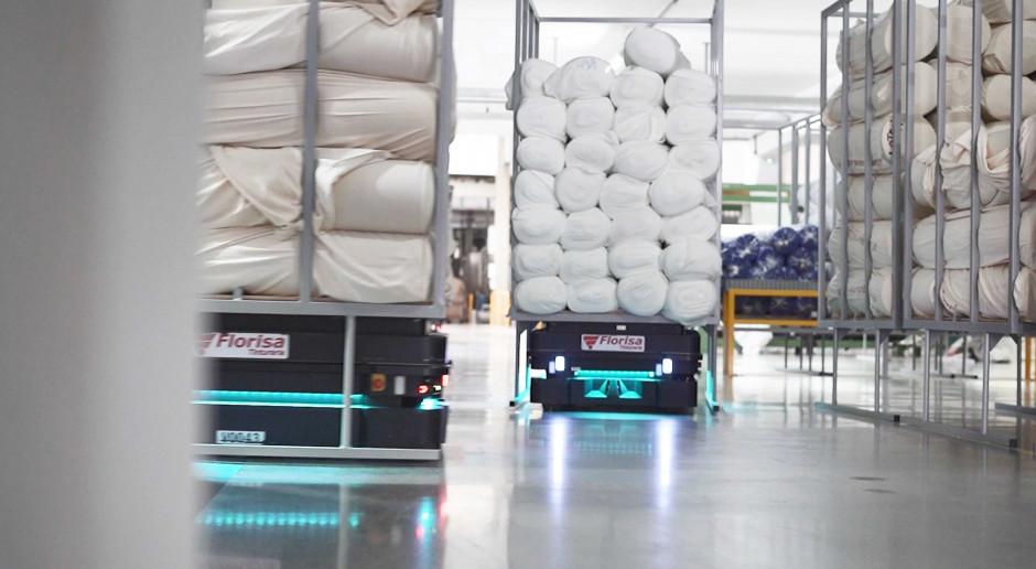 Mobile Industrial Robots zwiększa sprzedaż o ponad połowę