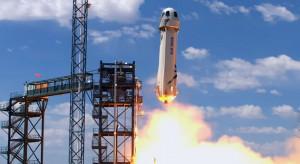 Firma Blue Origin na 20 lipca planuje pierwszą turystyczną wyprawę w kosmos