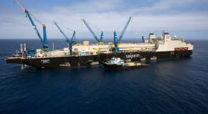 Rozpoczyna się spektakularna budowa gazociągu z Danii do Polski