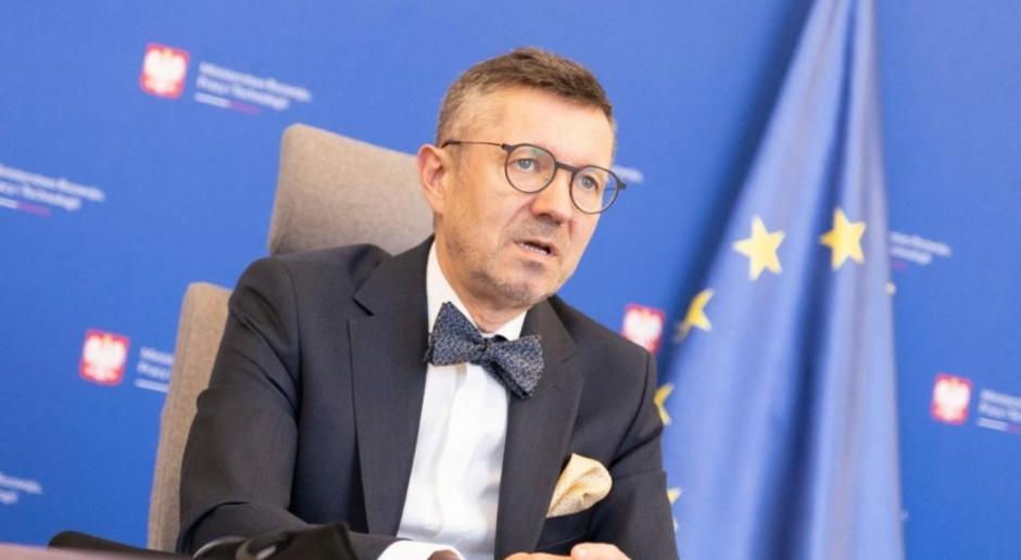 Tomanek: Polski sektor kosmiczny to dynamicznie rozwijająca się część gospodarki