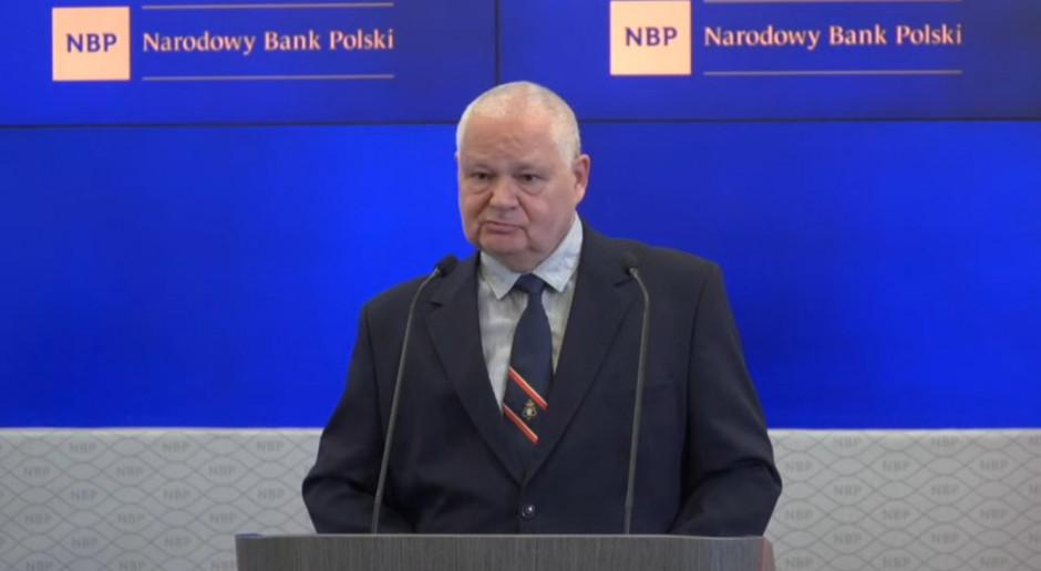 Prezes NBP: Ceny rosną przez niezależne od nas czynniki
