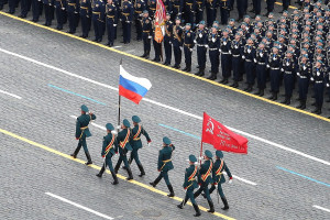 Na Placu Czerwonym rozpoczęła się doroczna defilada wojskowa