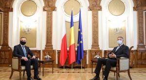 Andrzej Duda w Rumunii o NATO, Via Carpatii i współpracy energetycznej