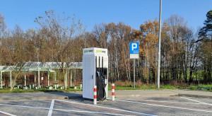 GreenWay Polska wybuduje stacje ładowania na kolejnych MOP-ach