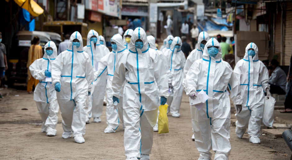 Świat: Delta, najbardziej niebezpieczny wariant koronawirusa zagraża Europie