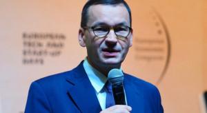 Morawiecki: celem rozwoju polskiej gospodarki jest to, aby osoby o wielkich talentach mogły budować polską i europejską gospodarkę