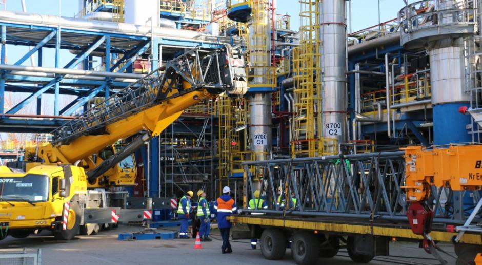 Ważny remont rafinerii Lotosu dobiegł końca