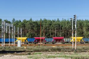 Uzbecy poszukują wagonów towarowych