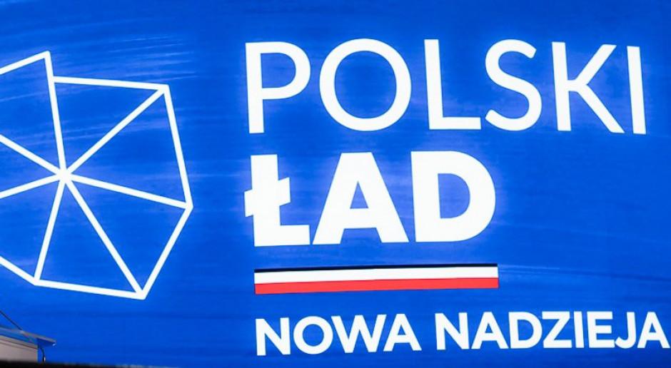 Polski Ład ma szybko zmienić wieś i małe miasta