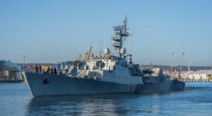 Wstępna oferta na okręty Miecznik złożona