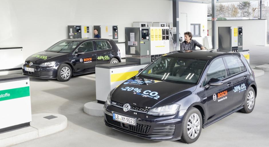 Bosch stawia na niebieskie paliwa