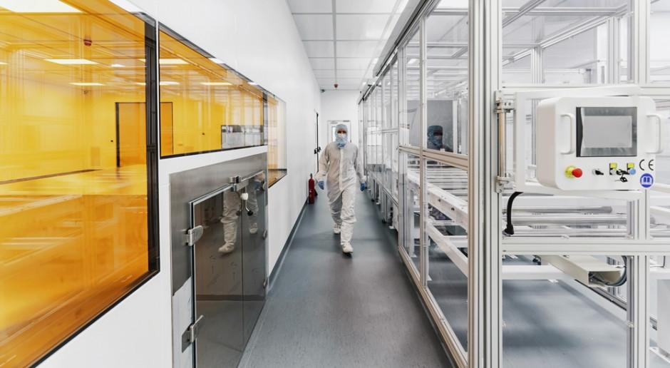 We Wrocławiu otwarto fabrykę perowskitów. To ma być światowa rewolucja