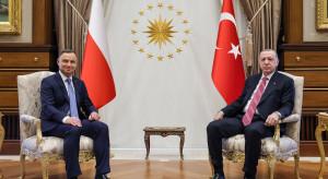 Turcja: Rozpoczęło się spotkanie prezydentów Andrzeja Dudy i Recepa Tayyipa Erdogana