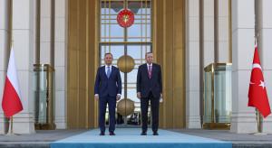 Prezydent Erdogan deklaruje, że Polska jest dla Turcji strategicznym współpracownikiem