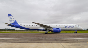 Białoruskie linie Belavia odwołują loty do Wilna, Paryża i Londynu