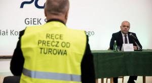 Jacek Sasin: nie ma mowy, żeby wyłączyć kopalnię Turów