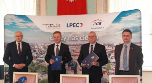 PGE Energia Ciepła z wieloletnią umową na dostawy ciepła
