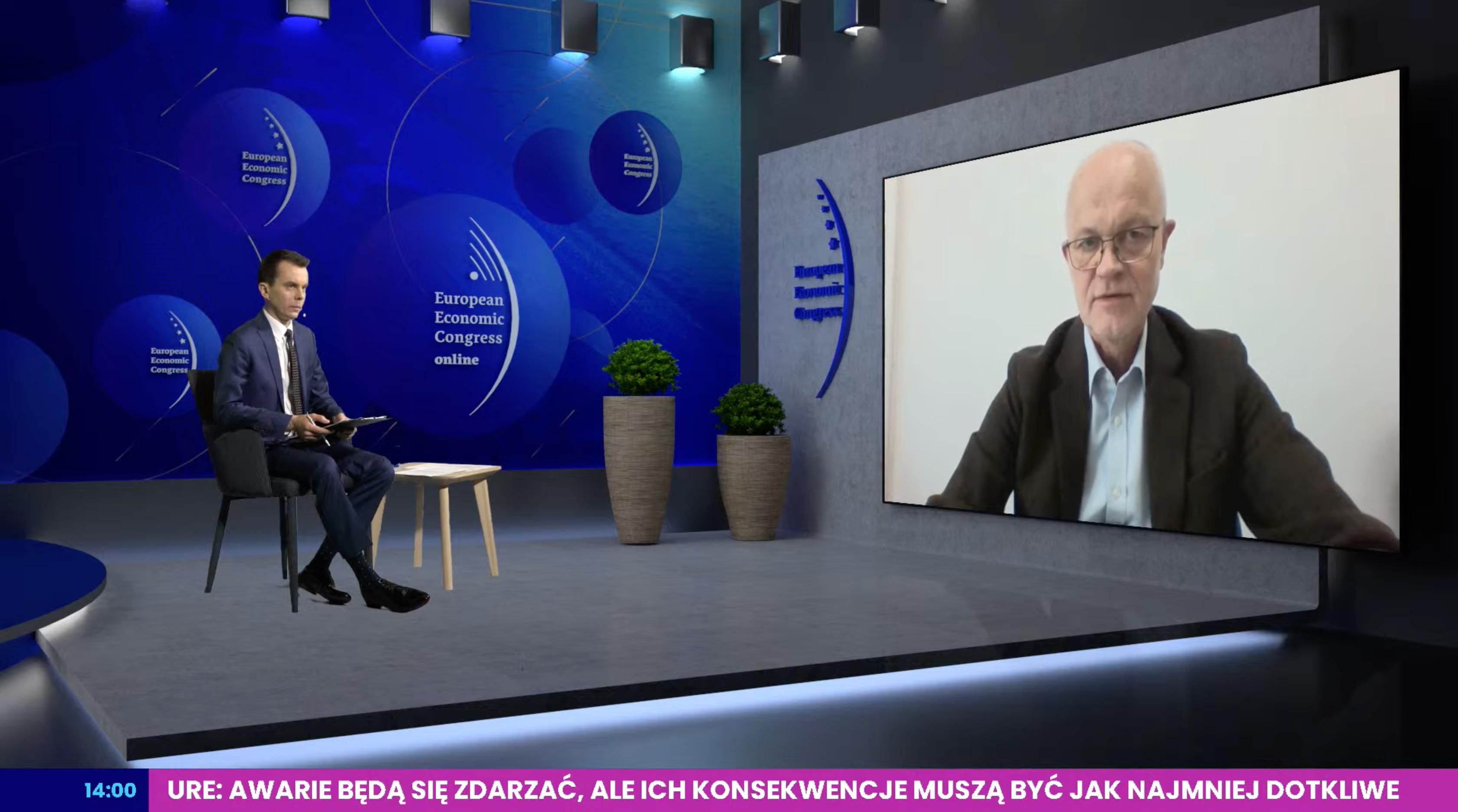 Grzegorz Wiśniewski, prezes zarządu, EC BREC Instytut Energetyki Odnawialnej Sp. z o.o.