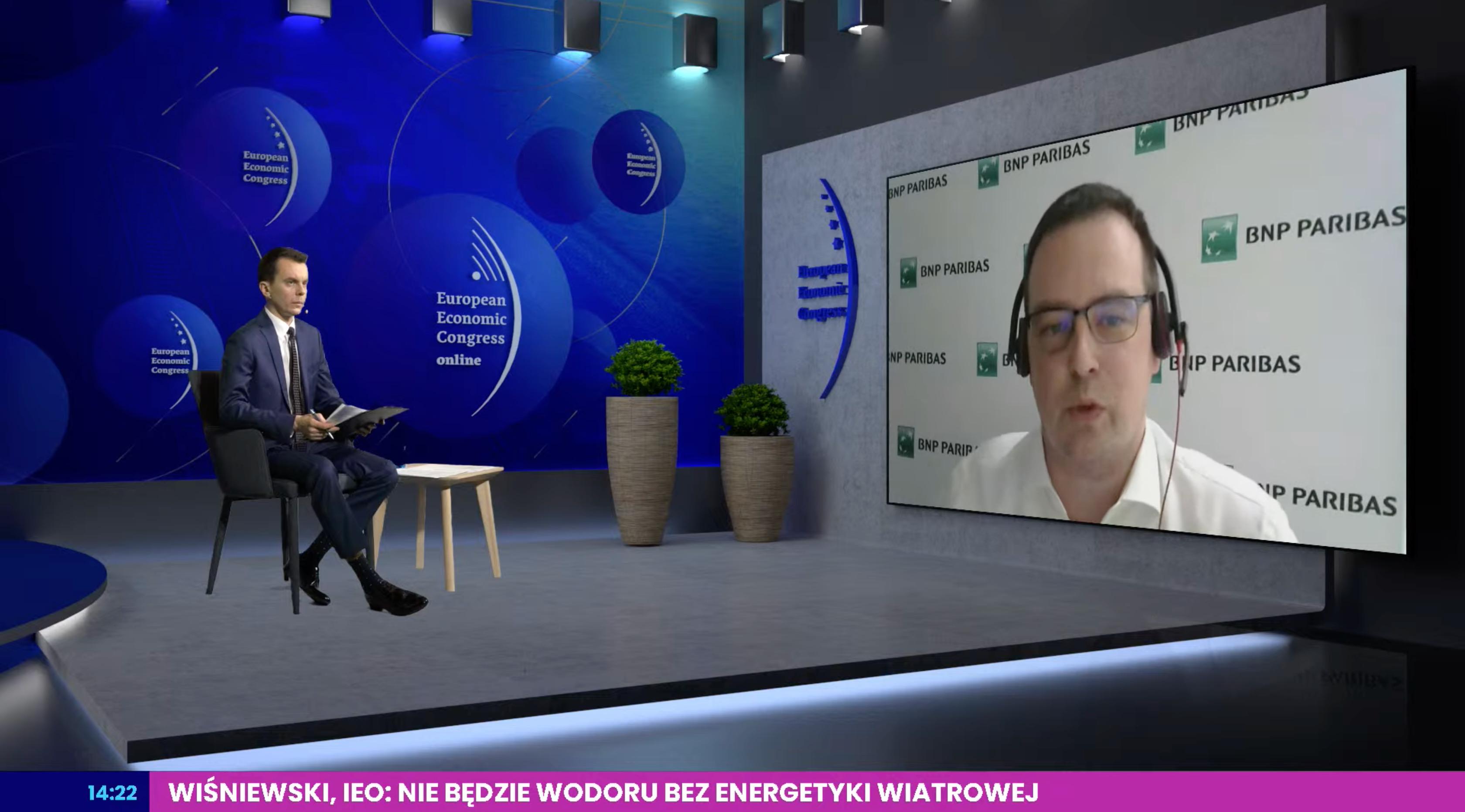 Jarosław Rot, dyrektor zarządzający pionu zarządzania aktywami i pasywami, Bank BNP Paribas