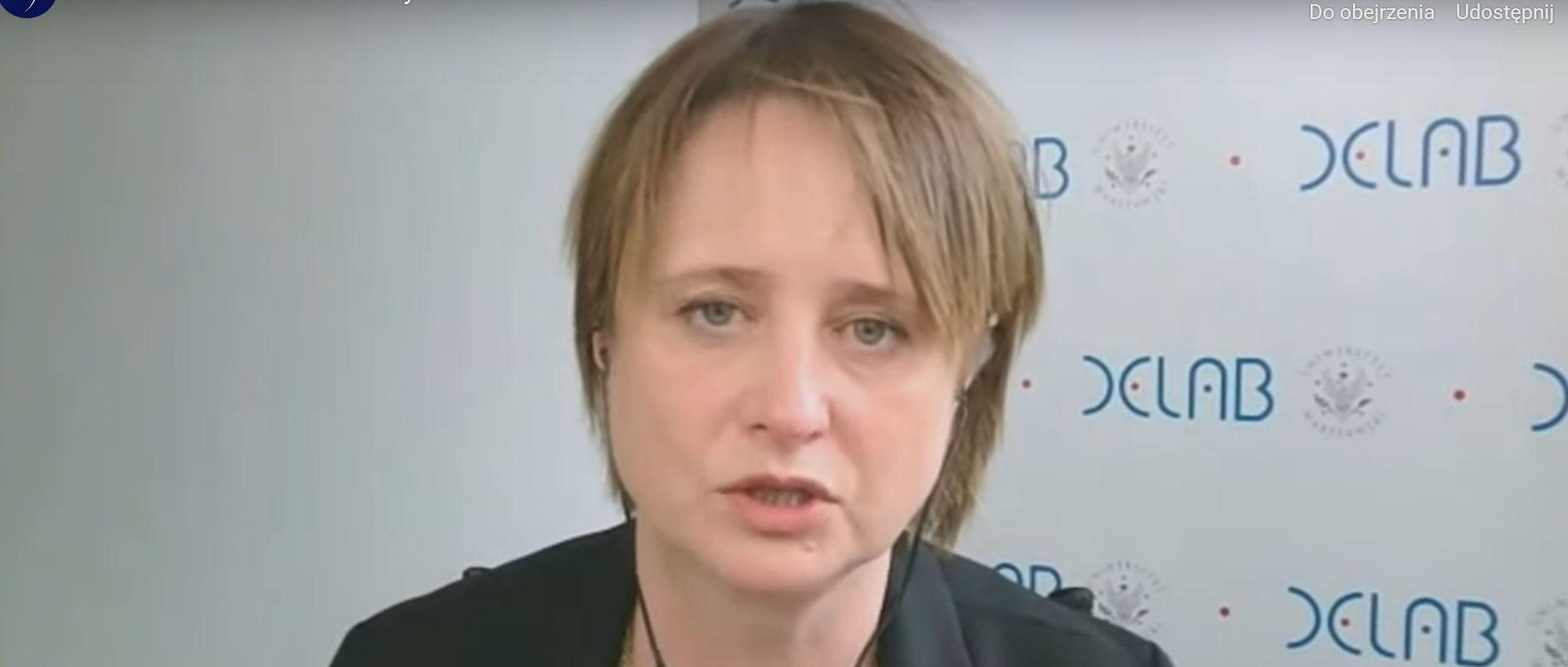 Katarzyna Śledziewska (fot. PTWP)