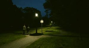 Oświetlenie idzie z człowiekiem. Nowe instalacje Taurona w parkach