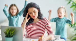 Narzekacie, że trudno pracować z dziećmi w domu? Pomyślcie, przez co przechodzą Szwedzi