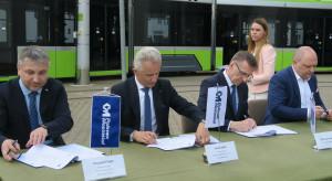 Rusza rozbudowa sieci tramwajowej. Umowa za 327 mln zł podpisana