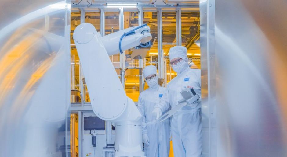 Bosch otwiera fabrykę mikroczipów w Niemczech