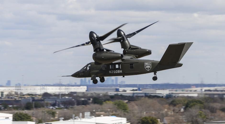 V-280 Valor-In Flight, fot. Bell