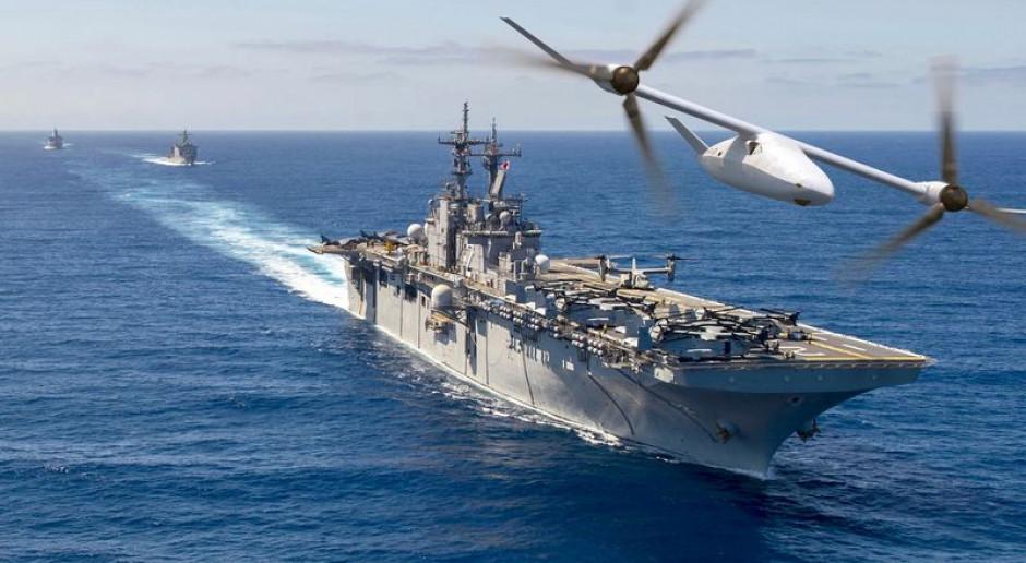 Bell 247 Vigilant - nowy bojowy bezzałogowiec pionowego startu dla US Marines, fot. Bell