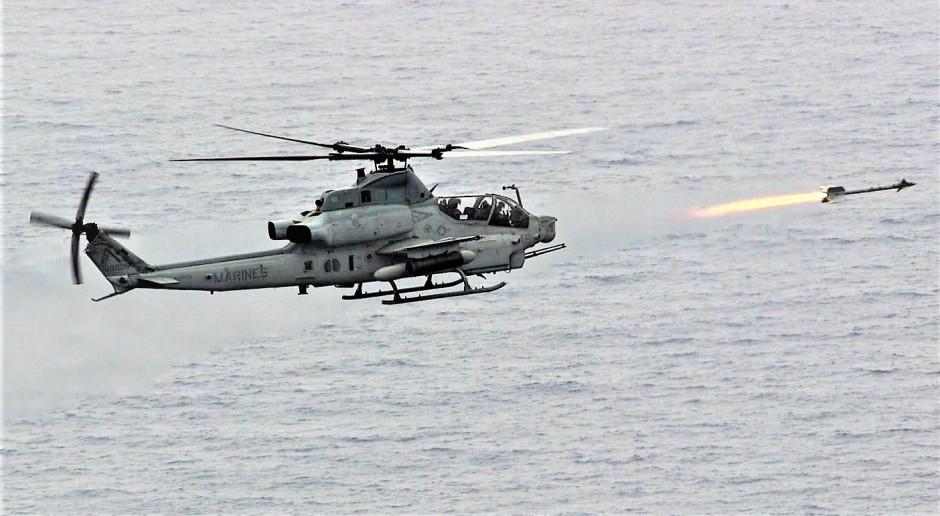 Bell AH-1Z Viper, fot. Bell