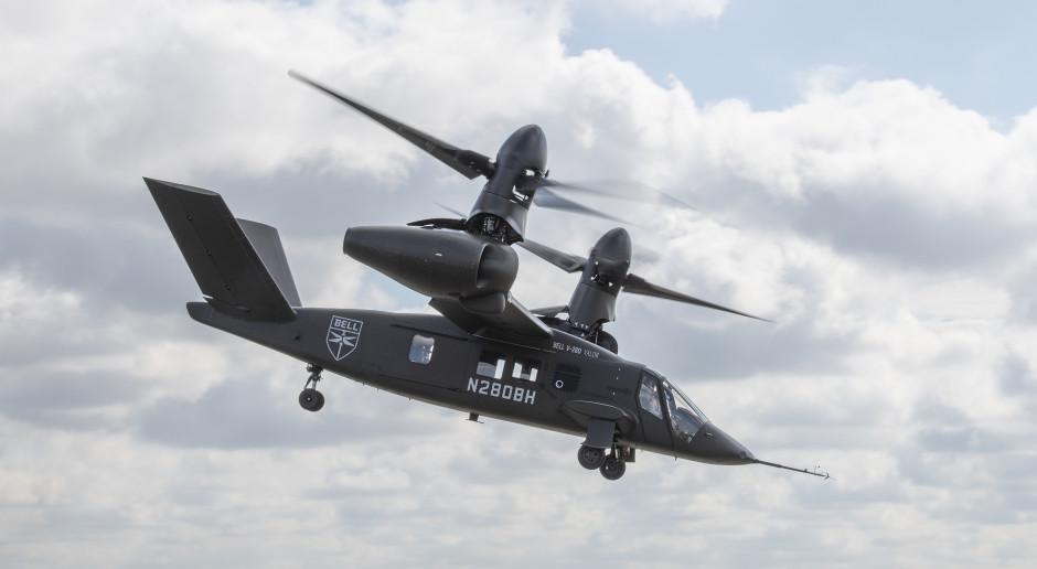 Zmiennowirnikowiec Bell V-280 Valor, fot. Bell