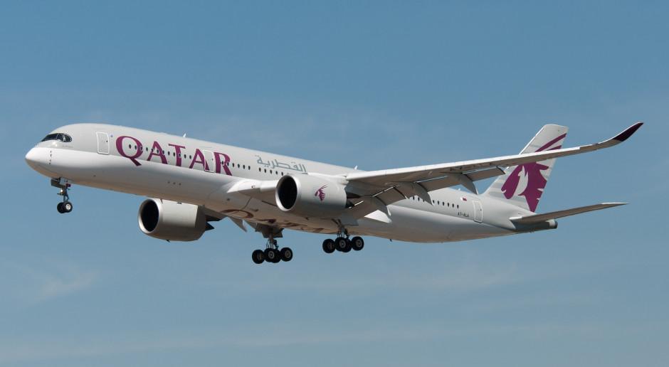 Qatar Airways wstrzymuje dostawy Airbusów. Chodzi o farbę