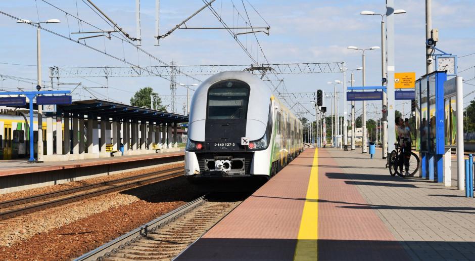 Konsultacje w sprawie połączeń kolejowych z Warszawy w kierunku Nasielska