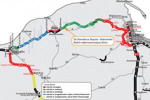 Domknięcie przetargów budowy drogi ekspresowej na Pomorzu