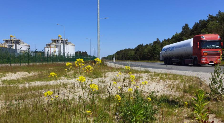 Terminal w Świnoujściu załadował już 12 tys. cystern z LNG