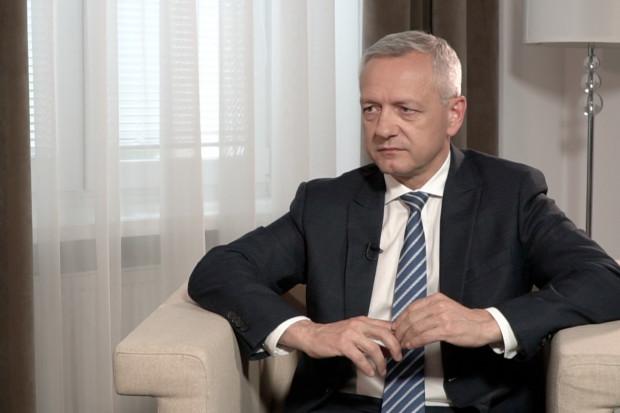 Marek Zagórski w pożegnalnym wywiadzie