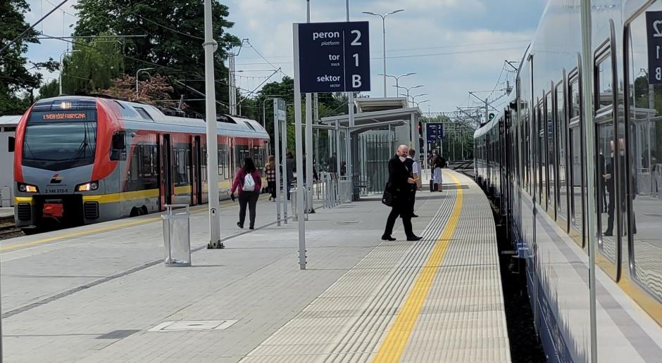Łódzkie zyskało nowe inwestycje kolejowe