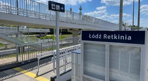 Łódź zyska nowe przystanki kolejowe