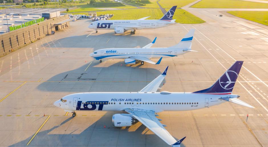 Katowice Airport notuje wyraźny wzrost ruchu