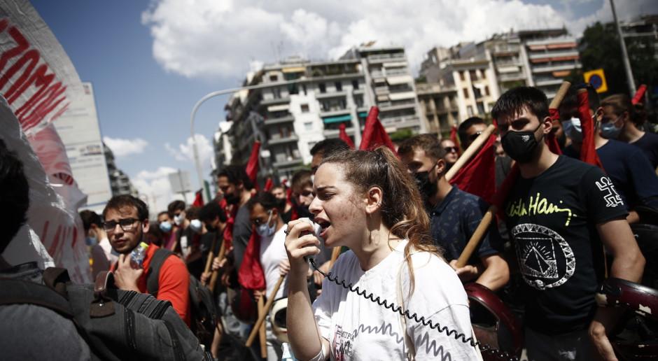 Grecja strajkuje przeciwko zmianom w prawie pracy