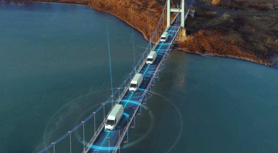 Cyfryzacja, elektryfikacja i autonomiczna jazda - to przyszłość ciężarówek