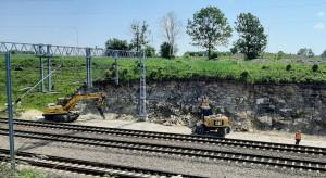 Szybciej koleją z Kielc do Warszawy. Prace ruszyły