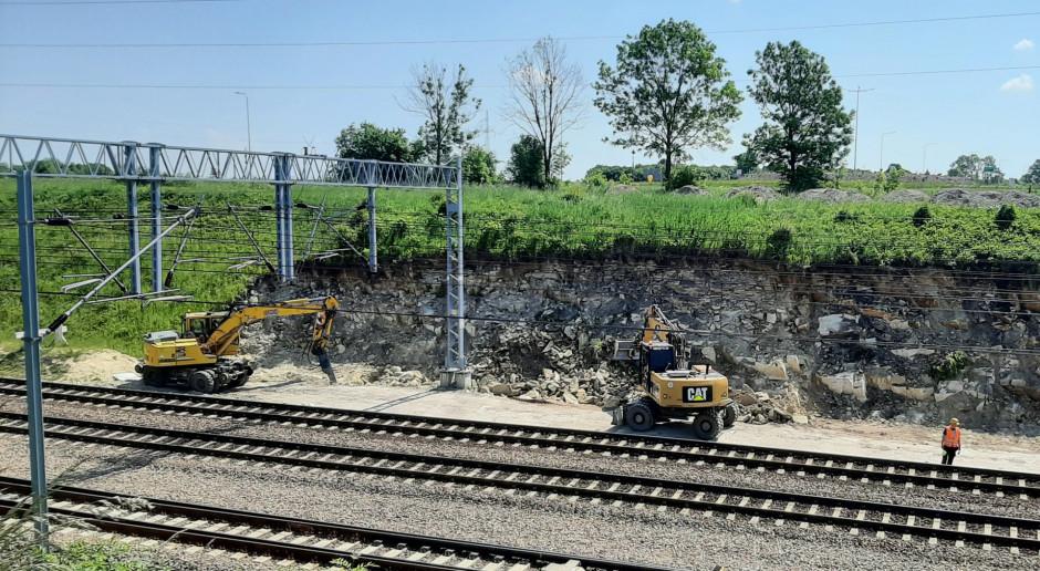 Ruszyły prace na budowie łącznicy Czarnca – Włoszczowa Północ