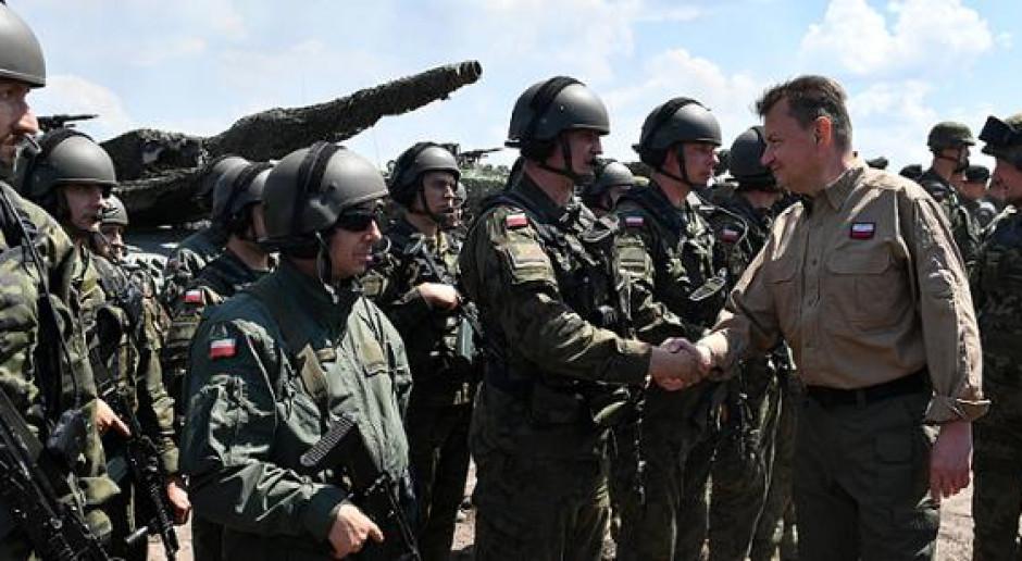 Dragon dał szansę Polskiej Grupie Zbrojeniowej. Borsuk gwoździem programu